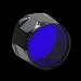 Цены на Фильтр Fenix AD302 - B синий для серии TK Синий светофильтр Fenix AD302 - B предлагает каждому владельцу тактических фонарей Fenix расширить функциональные возможности своего фонаря. Особенно большим спросом данный фильтр пользуется среди рыбаков.