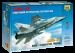 """Цены на Модель для склеивания ZVEZDA 7229 Самолет """"Миг - 31"""" (7229) Размер собранной модели 10 см Машина была разработана в начале 80 - х годов на базе истребителя МиГ - 25,   но до сих пор является лучшим в мире перехватчиком дальнего действия. МиГ - 31 имеет экипаж из 2"""