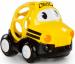 """Цены на Oball Игрушка Oball """"Только вперед"""" Машинка """"Школьный автобус"""" (цвет: желтый) (10311 - 2) Школьный автобус из серии Только вперед немножко напоминает смешного желтого цыпленка. И это не просто так  -  эти машинки на ощупь мягкие,   так что ими совершенно невозм"""
