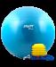 Цены на Мяч гимнастический GB - 102 с насосом 55 см,   антивзрыв,   синий so - 00078563
