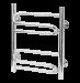 Цены на Terminus Полотенцесушитель Terminus Юпитер 32/ 20 П6 3 - 3 (400*530) Модель «Юпитер» не может остаться незамеченной. Изогнутые под разными углами перекладины создают замысловатый узор и придают всей конструкции неповторимый шарм и изысканность. От 6 до 12 пе