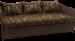 Цены на Дзержинск Мебель Диван Сиена - Б Диван Сиена - Б оснащён спальным местом выполнено из пенополиуретан высокой плотности. Возможные варианты исполнения тканью обивки шенилл и велюр. Высота до сидушки: 45 см Размер спального места: 800 х 1950