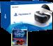 Цены на Sony PlayStation VR  +  игра Battlezone Очки дополненной реальности для консоли Sony Playstation 4 с уникальной технологией трехмерного позиционирования звука,   которая реагирует на поворот головы. Очки выполнены из прочного материала,   имеют минимальный сред