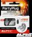 Цены на Alpine Party Plug Limited Edition Беруши с интегрированными акустическими фильтрами.