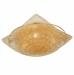 Цены на Divinare Потолочный светильник Sole 4007/ 12 PL - 4 Потолочный светильник Sole 4007/ 12 PL - 4/ матовая/ янтарный/ 220/ модерн/ 1/ гостиную/ кухню/ прихожую