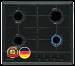 Цены на Schaub Lorenz Schaub Lorenz SLK GS6010 газовая варочная панель