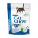 Цены на Cat Chow Cat Chow 3 в 1 сухой корм для взрослых кошек (с индейкой),   400 гр