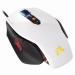 Цены на CORSAIR CORSAIR Gaming M65 RGB White USB M65 PRO RGB White – это оптическая мышь,   разработанная специально для любителей FPS игр. Она имеет хороший сенсор,   прочный корпус,   переключатели на 20 миллионов нажатий,   а также удобные дополнительные клавиши.