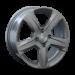 Цены на Replay OPL11 6x15/ 5x105 D56.6 ET39 Темно - серый Литые,   алюминиевый сплав