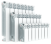 Цены на Rifar Rifar1033 Радиатор биметаллический Rifar Base Ventil 350/ 14 секций