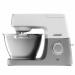 Цены на Kenwood Chef Sense KVC5100T Полупрофессиональная кухонная машина в бело - серебристом цвете,   мощностью 1200 вт,   объемом металлической чаши 4,  6 л. Комплектуется тремя насадками для планетарного миксера. Подходит как для использования дома,   так и в кафе,   рест