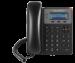 Цены на Grandstream Телефон VoIP,   2 Ethernet 10/ 100,   1 SIP аккаунт,   ЖК дисплей с разрешением 132x48 без подсветки,   POE