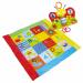 """Цены на Biba Toys Развивающий коврик Biba Toys Happy Garden GD053 Развивающий коврик """" БОЖЬЯ КОРОВКА""""   - Яркие цвета и красочные картинки и буковки  - Развивающие игрушки  - С погремушками,   прорезывателем,   с шуршащими элементами,   зеркалом Размер: 100*100 см"""