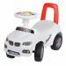 Цены на Toysmax Каталка Toysmax Бумер 3374 - 1 Белая Характеристики: Машина - каталка со звуковыми и световыми эффектами Вместительный багажник под сиденьем Каталка имеет устойчивую конструкцию Легкое движение вперед и назад Колеса с поворотом на 90 градусов Размер: