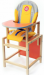 Цены на Вилт Стульчик для кормления Вилт Солнышко Желтый СТД0604 ВИЛТ Стул - стол для кормления СОЛНЫШКО Стульчик - трансформер для кормления содержит в себе два элемента — стул и стол. Пока малыш маленький,   стул помещяется в каркас стола и находится на высоте оптима