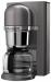 Цены на KitchenAid Кофеварка KitchenAid 5KCM0802ECU Капельная кофеваркаПостоянный фильтрДисплейКорпус из пластикаНастройка времени старта