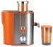 Цены на BBK Соковыжималка Bbk JC060 - H02 оранжевый/ серебро Бренд BBK Модель JC060 - H02 Тип соковыжималки центробежная Материал корпуса нержавеющая сталь Мощность,   Вт 600 Вт Объём резервуара для сока 0.45 л Количество скоростей 2 Объём резервуара для мякоти 1.3 л Ре