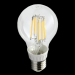 Цены на ASD Лампа светодиодная LED - A60 - PREMIUM 8Вт 160 - 260В Е27 4000К 720Лм прозрачная ASD 4690612003481