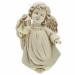 Цены на Фигура декоративная Ангел с фонариком (цвет антик),   L11W8H15 cм