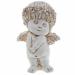 Цены на Фигура декоративная Ангел (цвет антик),   L10W8H14,  5 cм