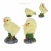 Цены на Фигурка декоративная садовая Цыплёнок,   4в.,   H 15 см