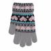 """Цены на Перчатки """" Toppo""""  серые Вязаные перчатки серого цвета согреют ручки ребенка в прохладную погоду. Изделие украшено розовыми сердечками,   хорошо тянется и легко стирается. Перчатки стильно смотрятся с пуховиком или спортивной курткой. В таких перчат"""