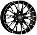 """Цены на 1000 Miglia MM1009 7x17/ 5x112 D57.1 ET45 Gloss Black Polished литые,   легкий сплав,   ширина обода 7"""",   диаметр обода 17"""",   крепежных отверстий 5,   PCD 112 мм,   центральное отверстие 57.1 мм,   вылет ET 45 мм,   цвет: серебристый + черныйлитые дискиширина х диаметр (J"""