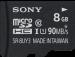 Цены на Sony Карта памяти Sony SR - 8UY3A microSDHC 8GB Class 10 SR - 8UY3A