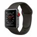 Цены на КАРКАМ Ремешок для Apple watch 42mm Sport Band серый