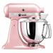 Цены на Кухонная машина KitchenAid Artisan 5KSM175PSESP KitchenAid 5KSM175PSESP –  кухонная машина,   в которой реализована планетарная технология перемешивания: венчики вращаются в одну сторону,   а привод при этом движется в другую,   чтобы добиться идеальной ко