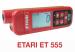 Цены на Etari ETARI ЕТ 555 Новинка 2017 года! Толщиномер Etari ET 555 это улушенная версия одного из самых известных и популярных тощиномеров в России Etari ET 111. Системная плата была улучшена,   что позволило оптимизировать энергопотребление прибора на 25%. Уста