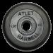 Цены на MB BARBELL 1.25 кг. диск (блин) 31 мм. 31 мм. 1.25 кг. диск (блин) 31 мм  -  это диск от российского бренда MB Barbell,   входит в серию Атлет. Диск покрыт качественной резиной,   диаметр 31 мм. Диск внутри металлический,   а сверху обрезиненный. Отверстие для гр