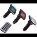 Цены на Автомобильный FM трансмиттер,   модулятор Car MP3 8 в 1 (micro SD,   SD,   USB) (Черный) FM - трансмиттер используют для воспроизведения музыкальных файлов записанных на флеш - память.