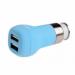 Цены на Автомобильное зарядное устройство Remax Flinc 2 USB Car Charger RCC207 (Голубой) Автомобильное зарядное устройство Remax Flinc Car Charger 2 USB  -  это компактное автомобильное зарядное устройство,   которое пригодится буквально каждому обладателю автомобиля