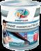 Цены на Профилюкс (Profilux) Грунт ГФ - 021 по металлу и дереву Profilux серый 1,  9 кг. Грунт ГФ - 021 Свойства материала • Предупреждает отслаивание • Обеспечивает дополнительную защиту от коррозии • Алкидная основа • Морозостойкий • Антикоррозионные свойства Назначе