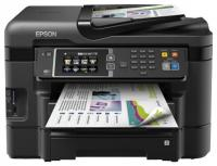 Фото Epson WorkForce WF-3640DTWF