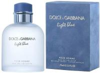 Фото Dolce & Gabbana Light Blue Pour Homme EDT
