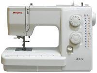 ���� Janome SE-522