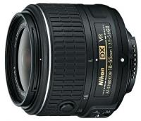 Фото Nikon 18-55mm f/3.5-5.6G AF-S VR II DX Zoom-Nikkor