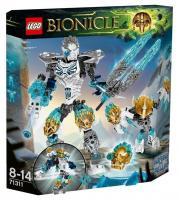 Фото LEGO Bionicle 71311 Объединение Льда - Копака и Мелум