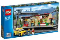 Фото LEGO City 60050 Железнодорожная станция