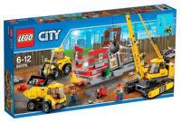 Фото LEGO City 60076 Снос старого здания