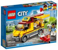 Фото LEGO City 60150 Фургон-пиццерия