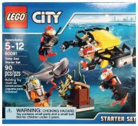 Фото LEGO City 60091 Исследование морских глубин