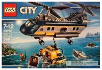 Фото LEGO City 60093 Вертолёт исследователей моря
