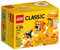 Фото LEGO Classic 10709 Оранжевый набор для творчества
