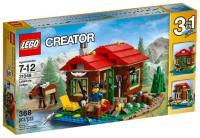 Фото LEGO Creator 31048 Домик на берегу озера