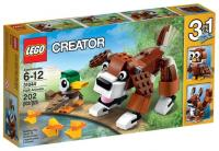 Фото LEGO Creator 31044 Животные в парке