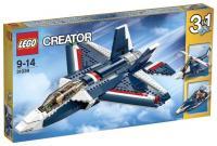 Фото LEGO Creator 31039 Синий реактивный самолёт конструктор