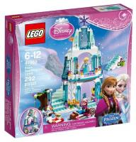Фото LEGO Disney Princesses 41062 Ледяной замок Эльзы